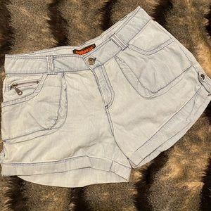 Dollhouse Front Pocket Shorts